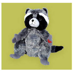 The Kissing Hand Chester Raccoon Plush
