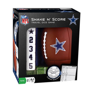 Dallas Cowboys Shake N' Score Game
