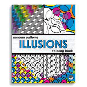 Illusions Modern Pattern Book