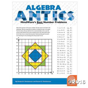 Math Mosaics: Algebra Antics