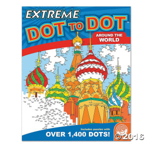 Extreme Dot to Dot: All Around the World