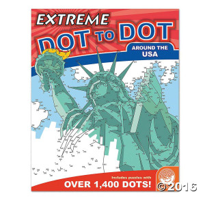 Extreme Dot to Dot: All Around the USA