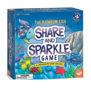 Rainbow Fish Share & Sparkle Game
