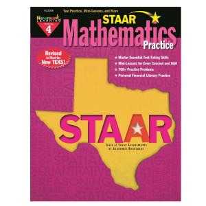 STAAR Math Practice Grade 4
