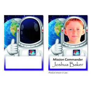 Astronaut Meet Our Class Cards