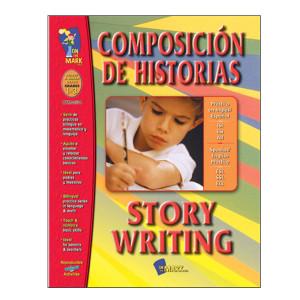 Story Writing Spanish Book
