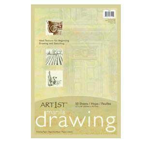 "Manila Drawing Paper- 12""x18"""
