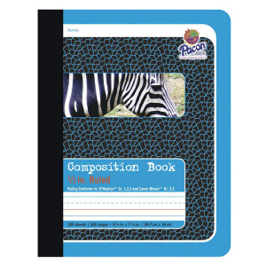 "Composition Book-1/2"" Ruled"
