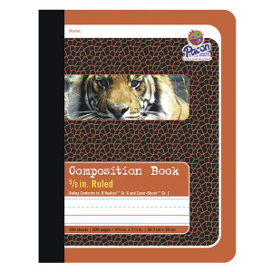 "Composition Book-5/8"" Ruled"