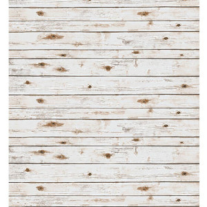White Washed Wood Fadeless Bulletin Board Paper