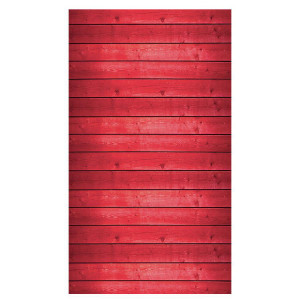 Red Barn Wood Fadeless Bulletin Board Paper