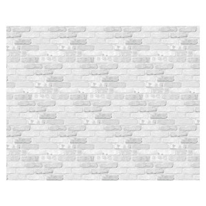 White Brick Fadeless Bulletin Board Paper