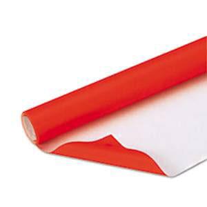 Orange Fadeless Bulletin Board Paper