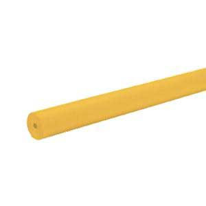 "Yellow Bulletin Board Paper 48""x200'"