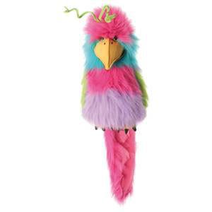 Bird of Paradise Puppet