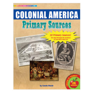 Coloniatl America Primary Sources