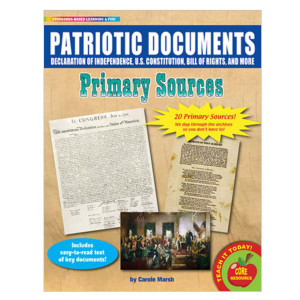 Patriotic Documents Primary Sources