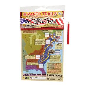 Paper Trails Games Pack-American Revolution