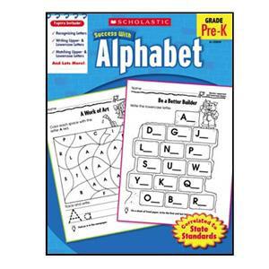 Scholastic Success with Alphabet Book