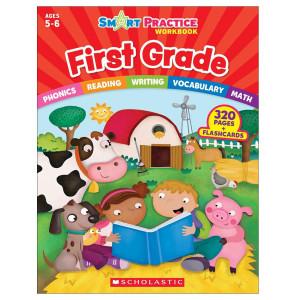 Smart Practice Workbook-Grade 1