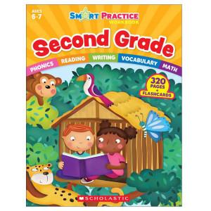 Smart Practice Workbook-Grade 2