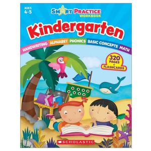 Smart Practice Workbook-Kindergarten