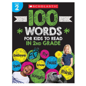 100 Words for Kids to Read in 2nd Grade