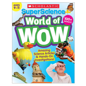 SuperScience World of Wow-Ages 9-11