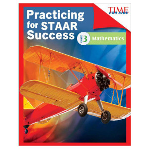 Practicing for STAAR Success: Mathematics-Grade 3