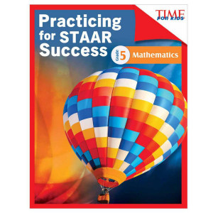 Practicing for STAAR Success: Mathematics-Grade 5