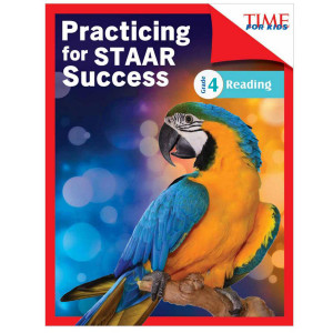 Practicing for STAAR Success: Reading-Grade 4