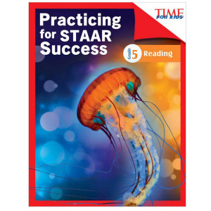 Practicing for STAAR Success: Reading-Grade 5