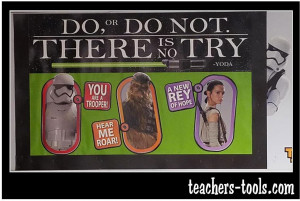 *Star Wars Bulletin Boards