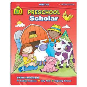 Preschool Scholar Workbook
