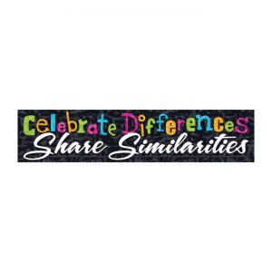 Color Harmony Celebrate Differences Banner
