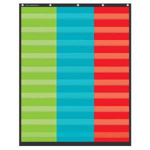 3 Column Pocket Chart