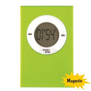 Magnetic Digital Timer-Lime