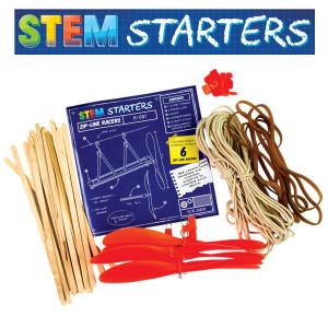 STEM Starters: Zip-Line Racers