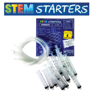 STEM Starters: Hydraulics