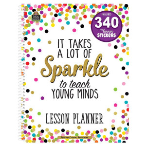 Confetti Lesson Plan Book