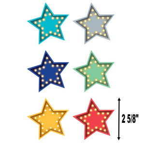 Marquee Stars Small Cut-Outs