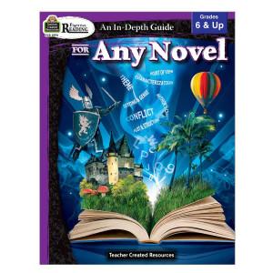 Rigorous Reading-In-Depth Guide For Any Novel 6+