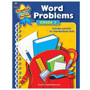 Word Problems Book Grade 3