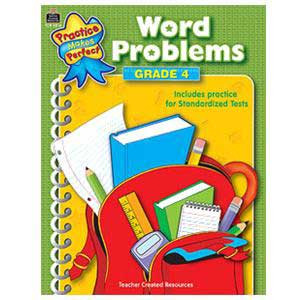 Word Problems Book Grade 4