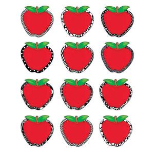 Fancy Apples Mini Cut-Outs