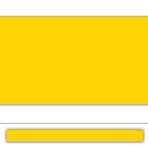 Yellow Gold Straight Border