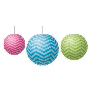 Chevron Lanterns