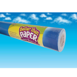 Clouds Better Than Paper Bulletin Board Roll