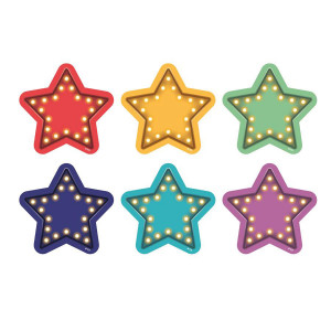 Marquee Stars Vinyl Markers