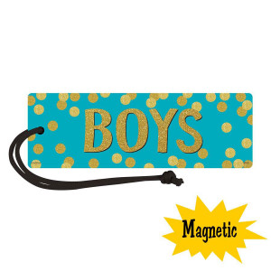 Confetti Magnetic Boys Hall Pass